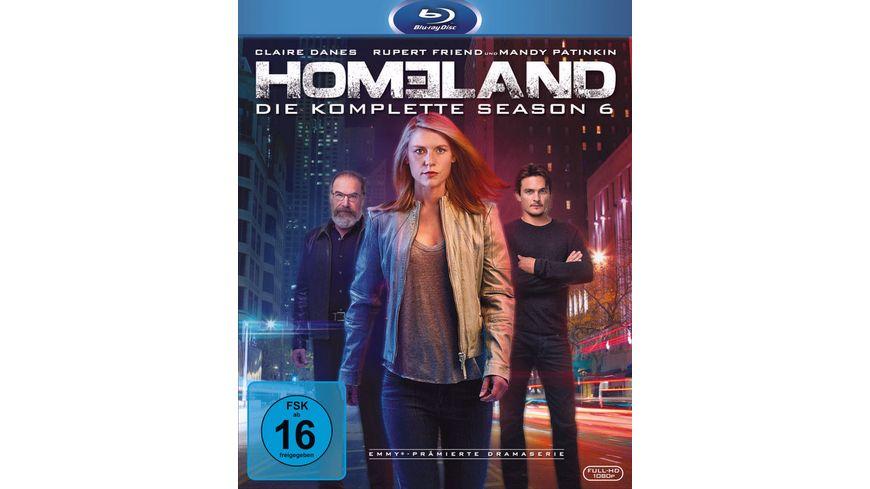 Homeland Season 6 3 BRs