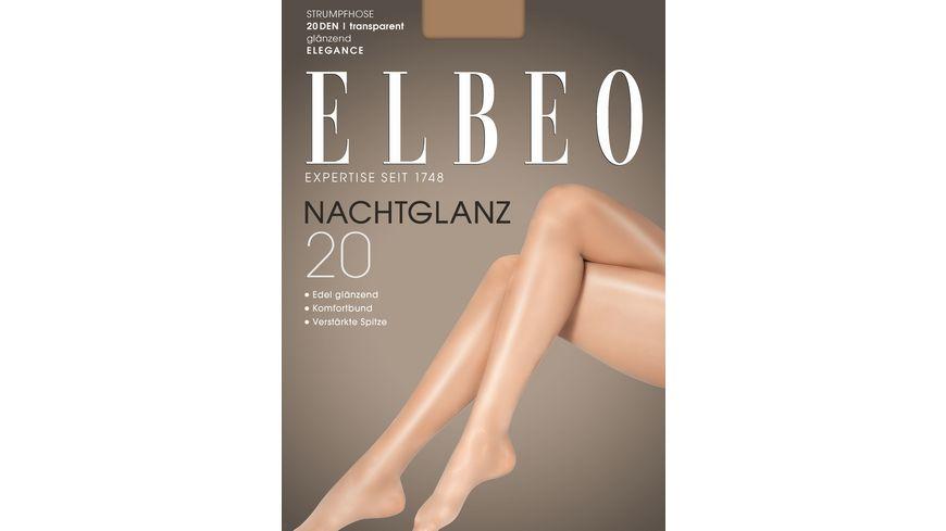 ELBEO Strumpfhose Nachtglanz 20