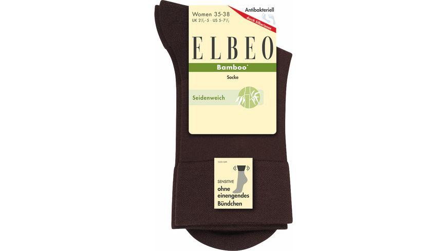 ELBEO Damensocke Sensitive