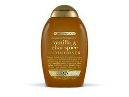 ogx Conditioner Vanilla Chai Spice