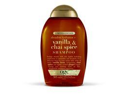 ogx Shampoo Vanilla Chai Spice