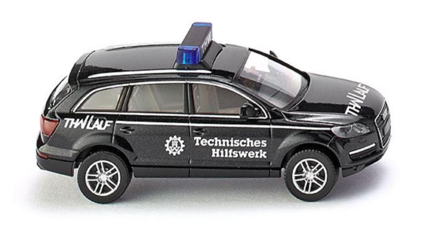 WIKING 069311 THW Audi Q7
