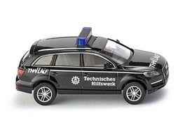 Wiking 0693 11 35 THW Audi Q7
