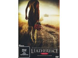 Leatherface The Source of Evil Uncut