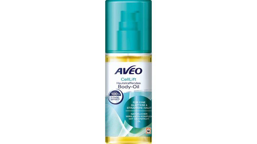AVEO CellLift Hautstraffendes Body Oil