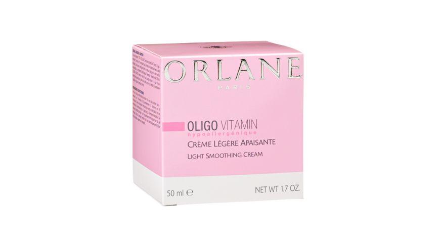 ORLANE PARIS Oligo Vitamin Creme Legere Apaisante