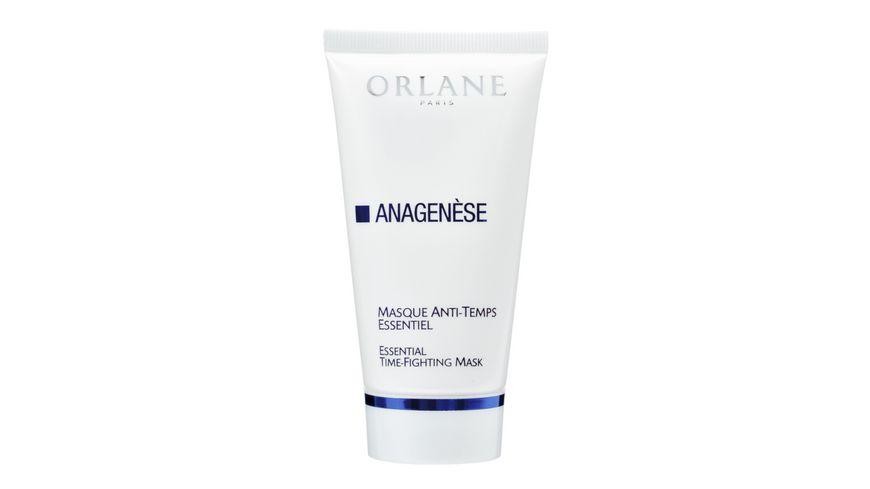 ORLANE PARIS Anagenese Masque Anti Temps Essentiel