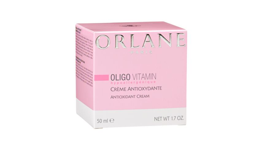 ORLANE PARIS Oligo Vitamin Creme Antioxydante