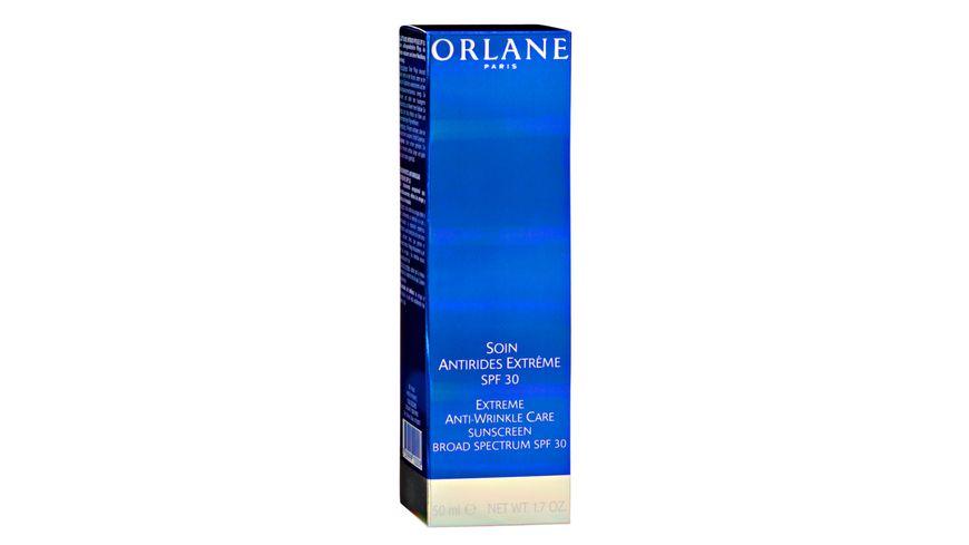 ORLANE PARIS Soin Antirides Extreme Gesichtscreme LSF 30