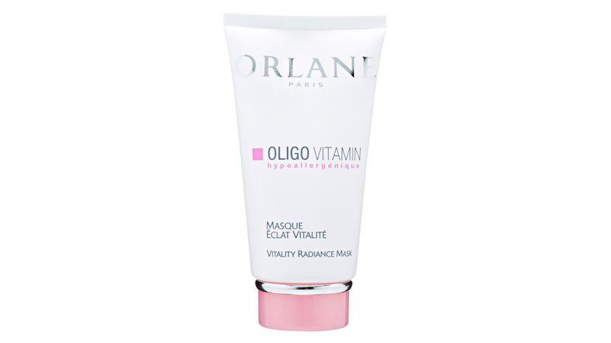 ORLANE PARIS Oligo Vitamin Masque Eclat Vitalite