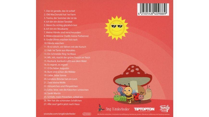 Sing Mit Mir Kinderlieder Vol 3