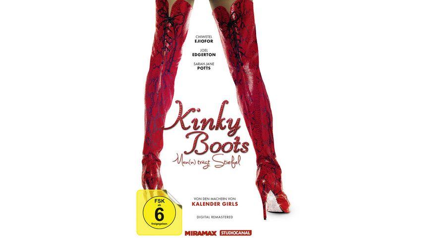 Kinky Boots Man n traegt Stiefel Digital Remastered