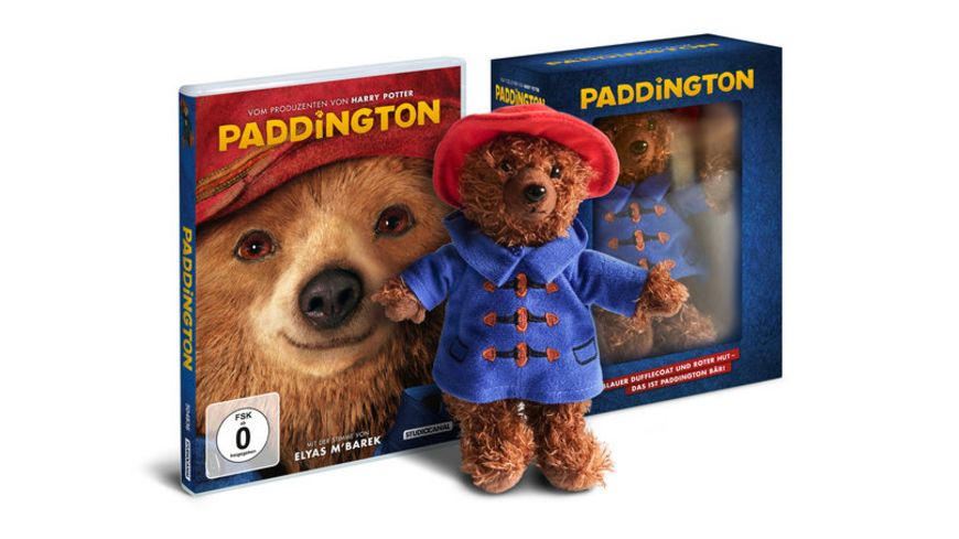 Paddington Pluesch Edition