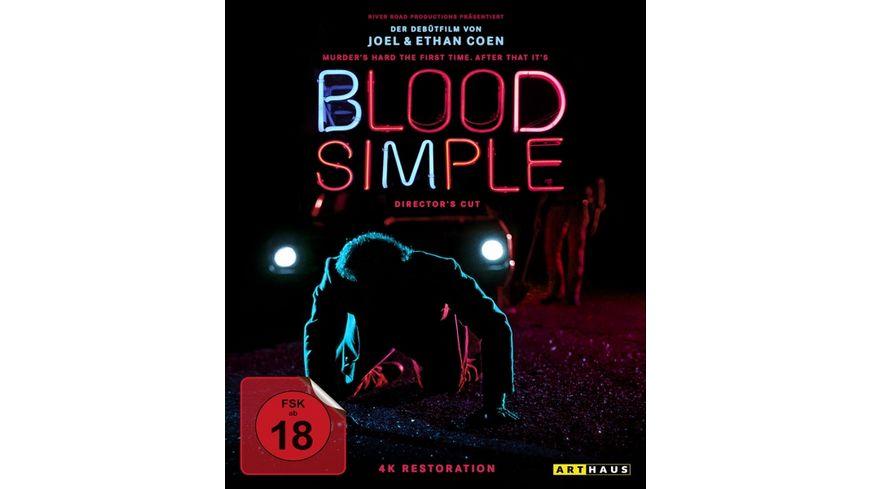 Blood Simple Director s Cut SE