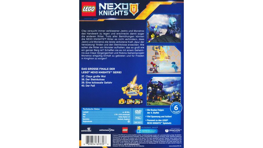LEGO Nexo Knights Staffel 4 3