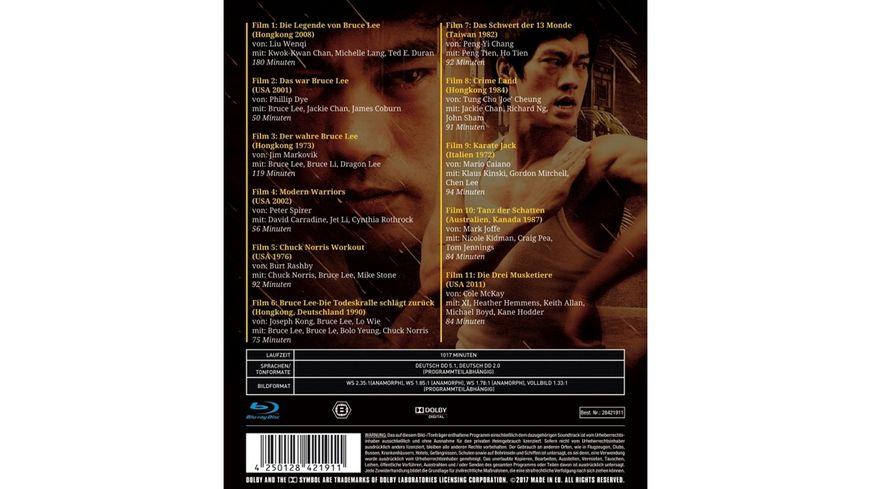 Bruce Lee und seine Freunde SD auf Blu ray
