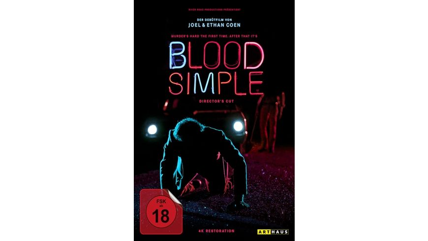 Blood Simple Director s Cut Remastered SE