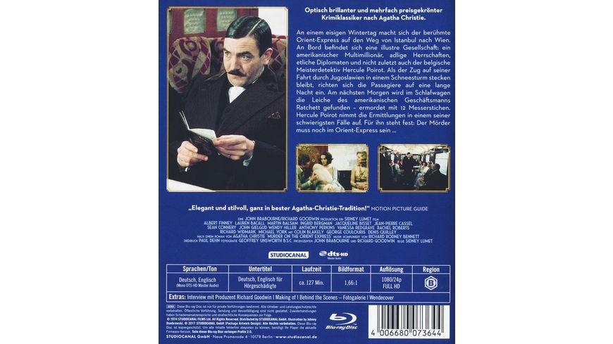 Mord im Orient Express Agatha Christie