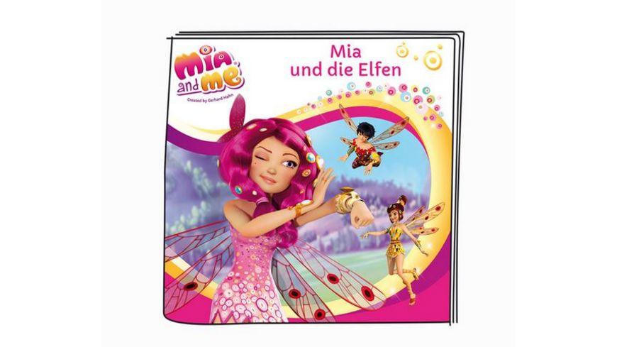 tonies Hoerfigur fuer die Toniebox Mia and me Mia und die Elfen