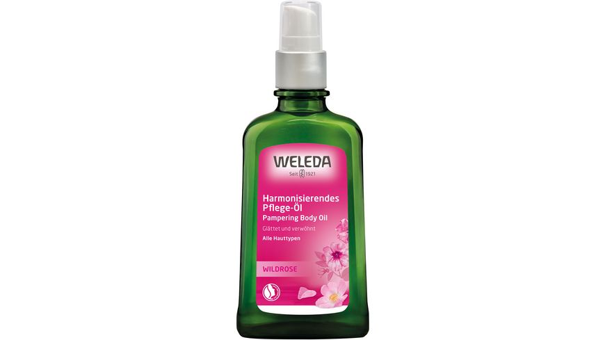 WELEDA Wildrose Harmonisierendes Pflegeöl