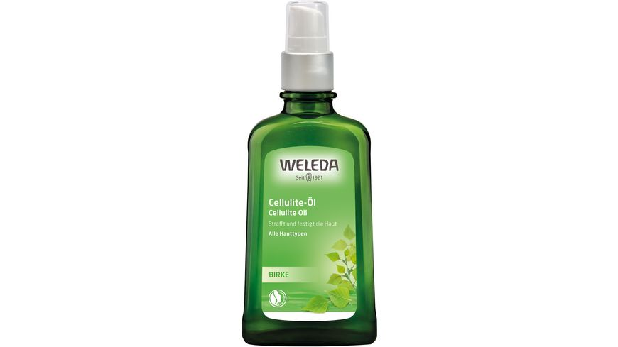 WELEDA BIRKE Cellulite Oel