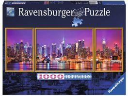 Ravensburger Puzzle New York Triptychon 1000 Teile