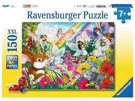 Ravensburger Puzzle Schoener Feenwald 150 Teile XXL