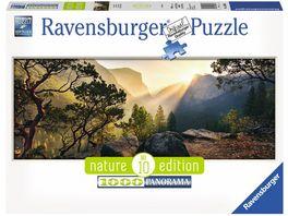 Ravensburger Puzzle Yosemite Park 1000 Teile