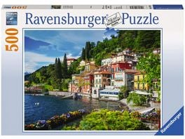 Ravensburger Puzzle Comer See Italien 500 Teile