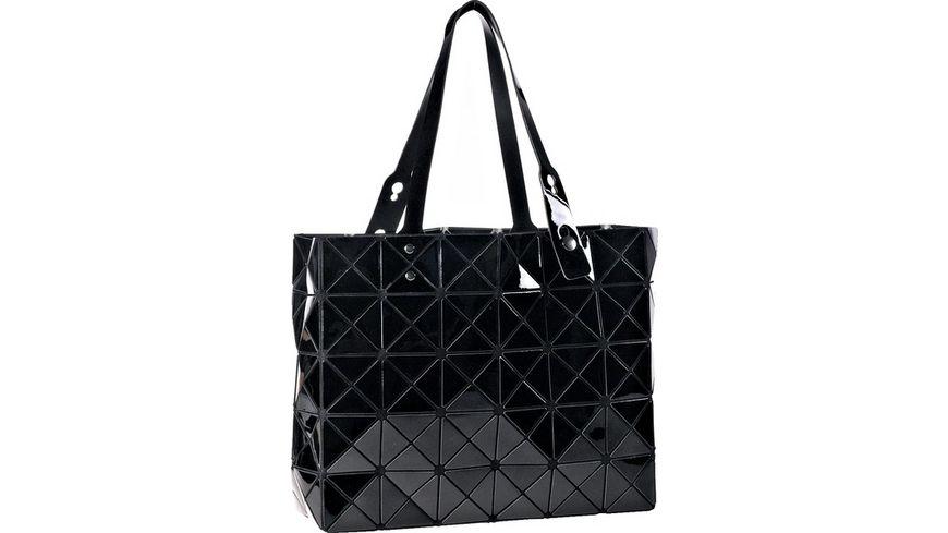 Handtasche Shopper schwarz
