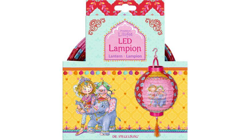 Die Spiegelburg LED Lampion Prinzessin Lillifee Orient
