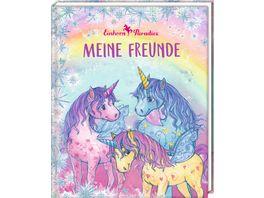 Coppenrath Verlag Freundebuch Meine Freunde Einhorn Paradies