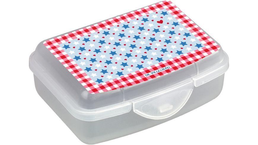 Die Spiegelburg Mini Snackboxen Baby Glueck 2 St sort