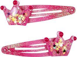 Die Spiegelburg Kroenchen Haarclips Prinzessin Lillifee 2 St