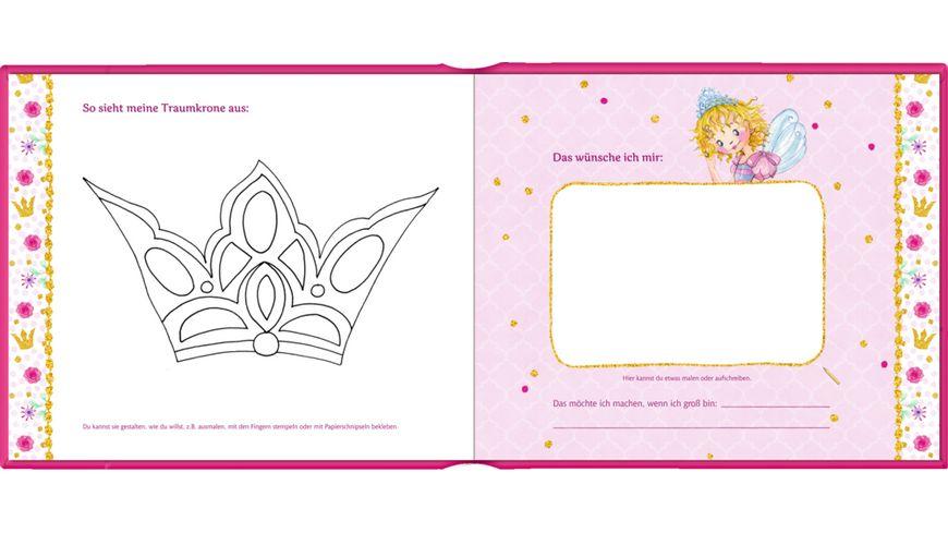 Coppenrath Verlag Meine Kindergartenfreunde Freundebuch Prinzessin Lillifee