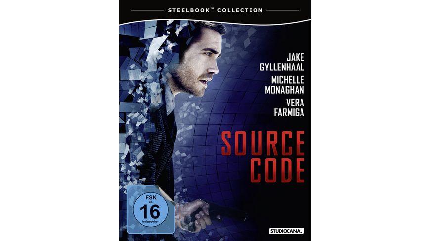 Source Code Steelbook
