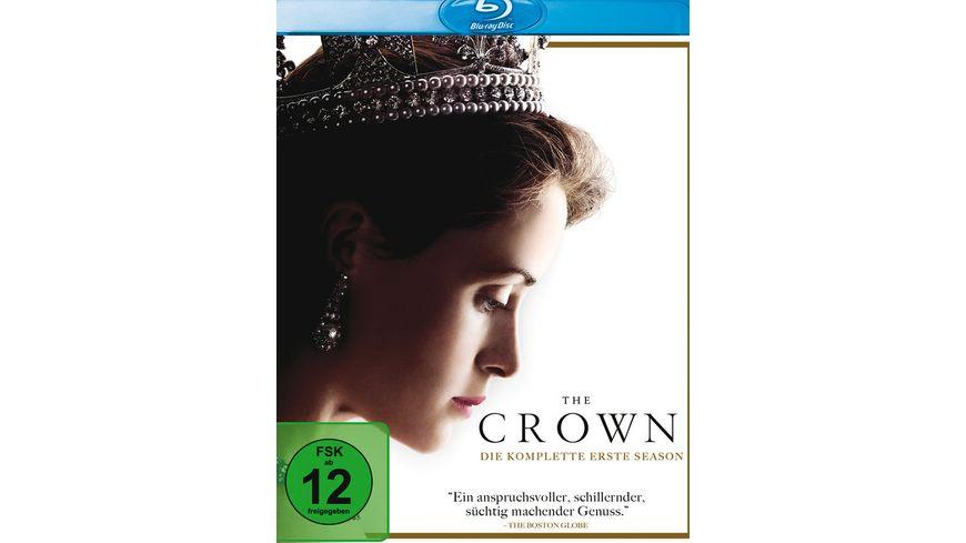 The Crown Die komplette erste Season 4 BRs