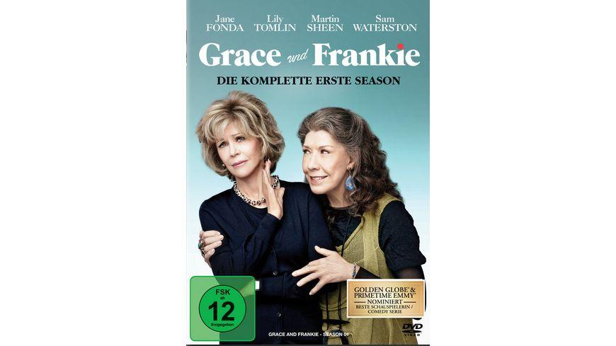 Grace and Frankie Die komplette erste Season 3 DVDs
