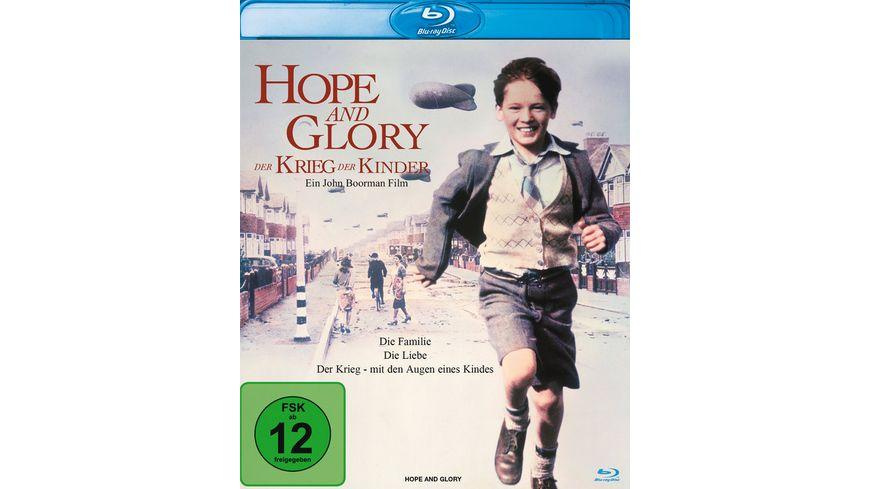 Hope and Glory Der Krieg der Kinder