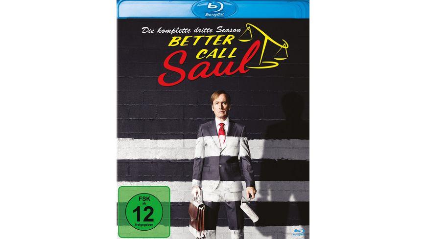 Better Call Saul Die komplette dritte Staffel 3 BRs