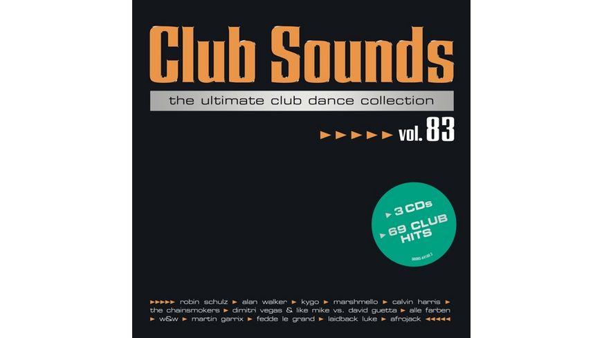 Club Sounds Vol 83