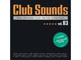 Club Sounds Vol 83