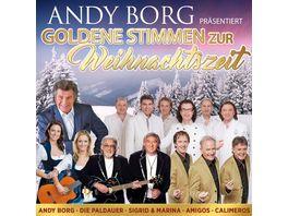 Andy Borg praes goldene Stimme
