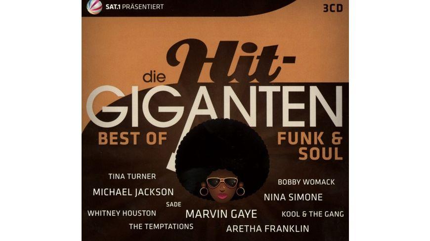 Die Hit Giganten Best of Funk Soul