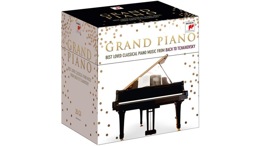 Grand Piano Best Loved Classical Piano Music