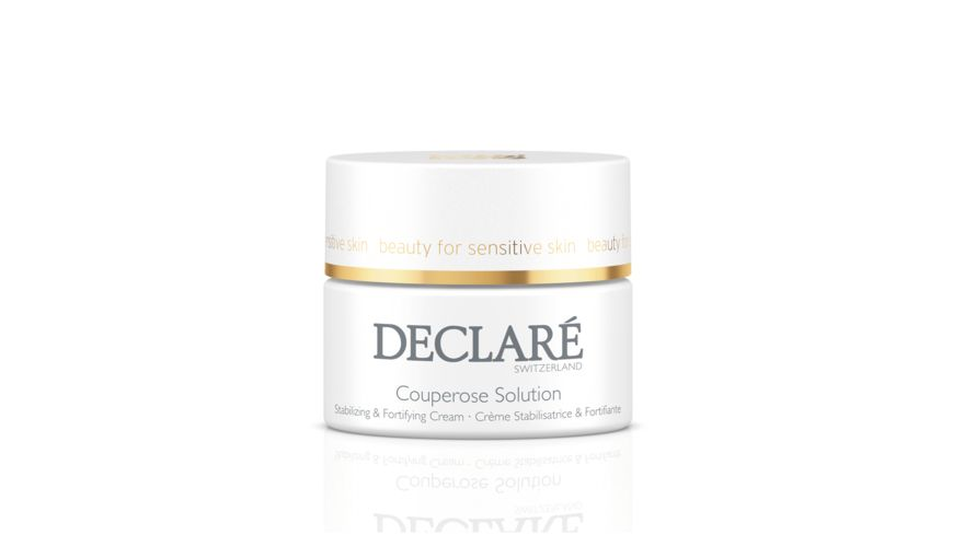 DECLARE STRESS BALANCE Couperose Solution