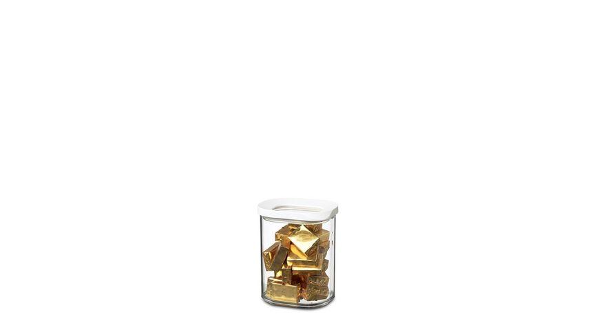 Rosti Mepal Vorratsdose Modula Mini 375 ml Weiss
