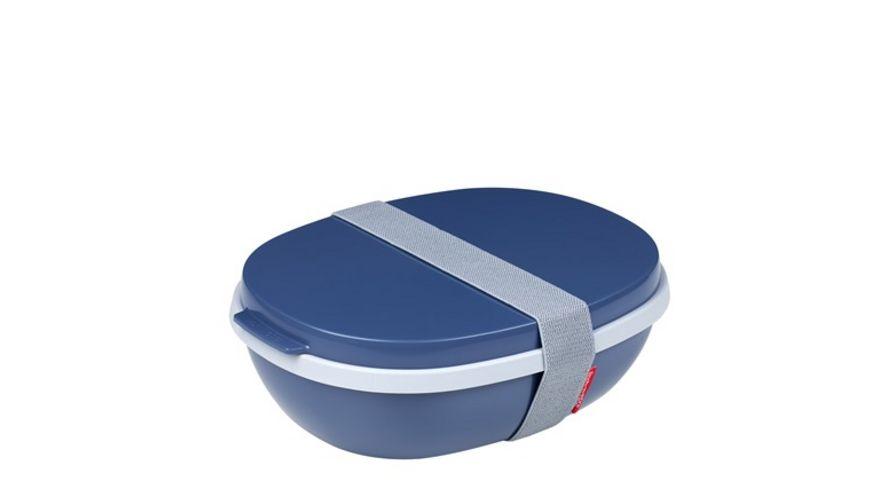 MEPAL Lunchbox Ellipse Duo Nordic Denim