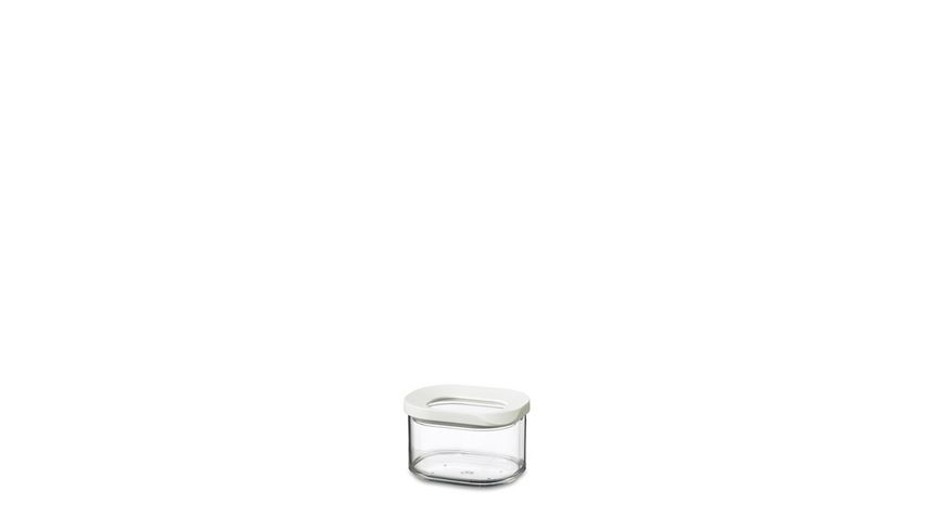 Rosti Mepal Vorratsdose Modula Mini 175 ml Weiss