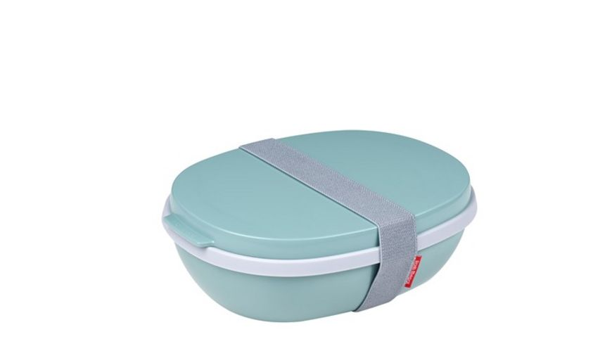 MEPAL Lunchbox Ellipse Duo Nordic Green